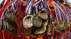 Marathon_medals